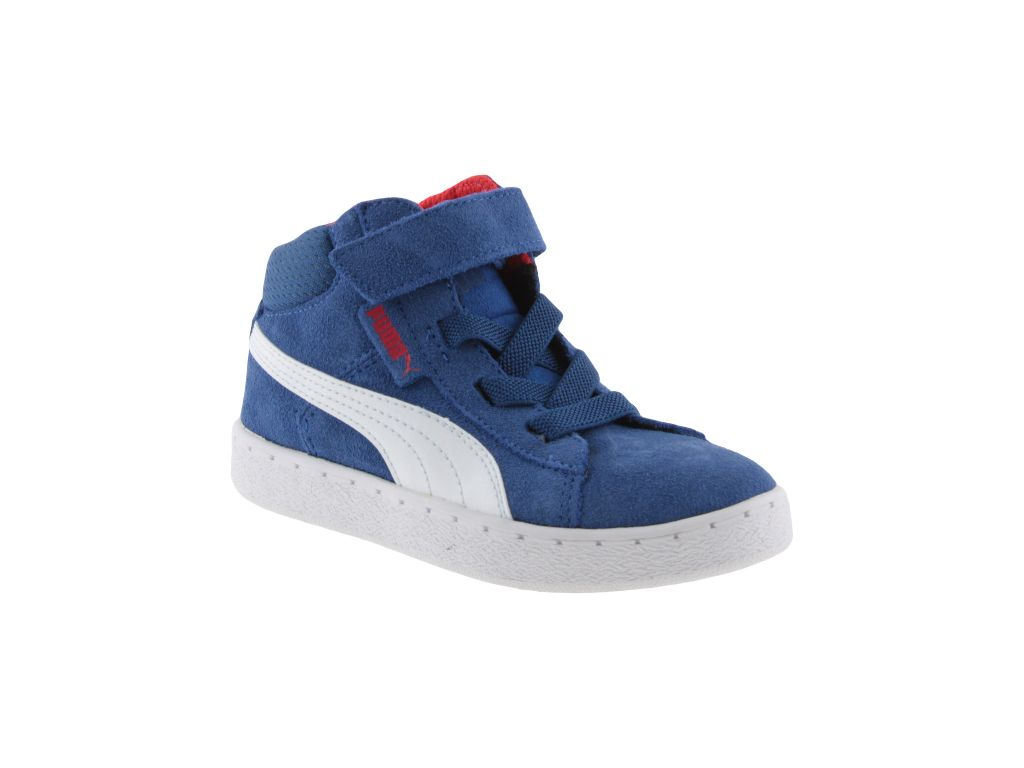 sneakers alte bambino puma