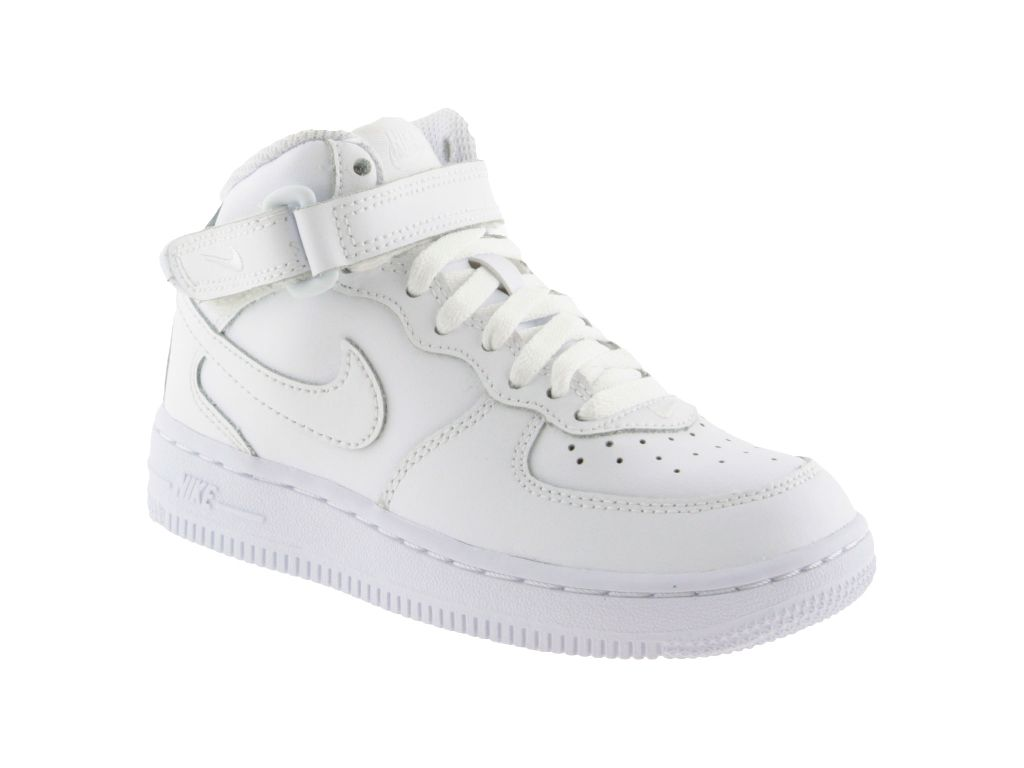 Nike Air Force Bianche Alte Prezzo