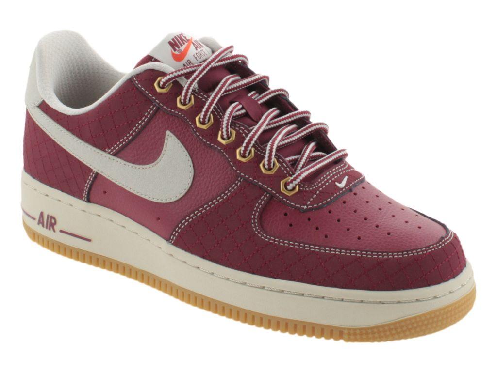 Nike Scarpe Bordo