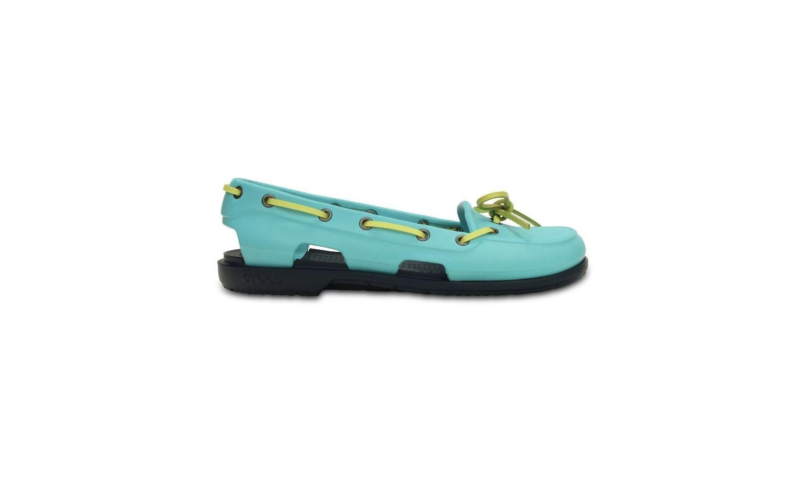 Crocs Crocband Ciabatta Donna 11016 Celeste Fucsia