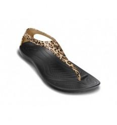 Infradito Crocs Sexy wild flip donna leopardato