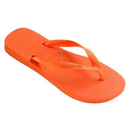 Infradito Havaianas Top mare uomo donna arancione