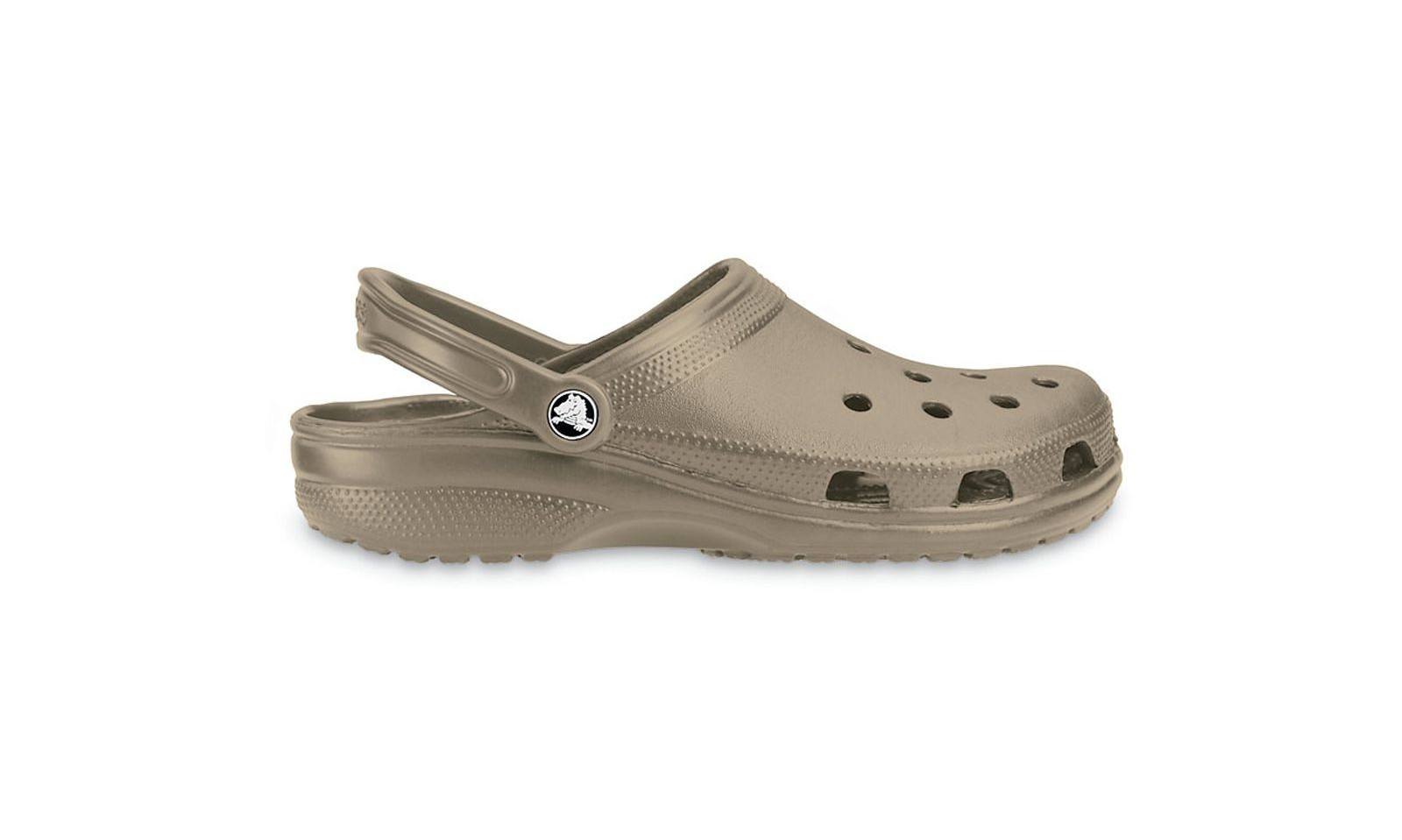... Sandali Crocs classic khaki zoccoli mare uomo beige ... 3e3c104ed84