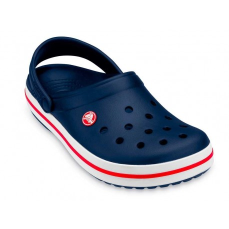 Sandalo Crocs Crocband uomo donna blu