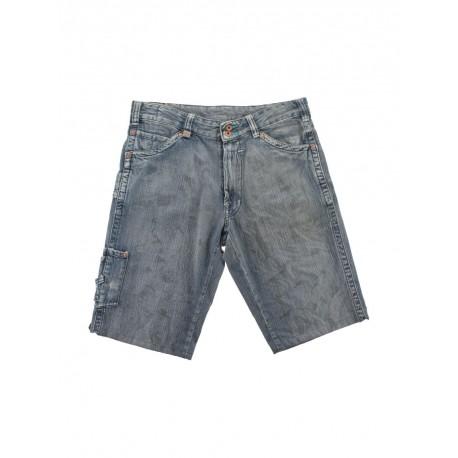 Es shorts bermuda jeans industrial