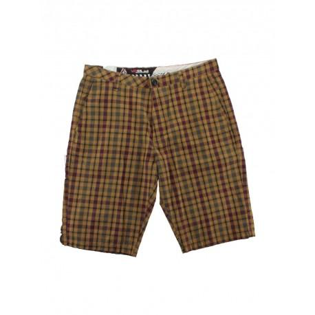 Volcom shorts bermuda la jolla plaid