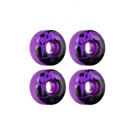 Bones wheels ruote skate viola