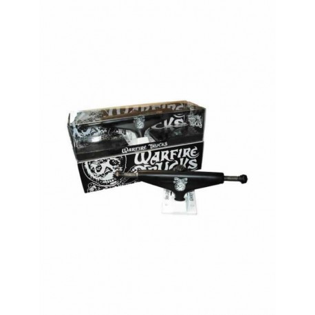 Truck per skate industrial nero coppia 125mm