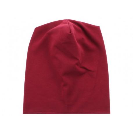 Cappelli cotone felpato autunno-inverno bourdeaux Ies