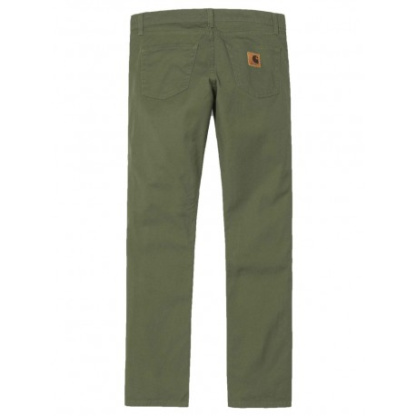 Pantaloni Carhartt uomo rebel pant verde