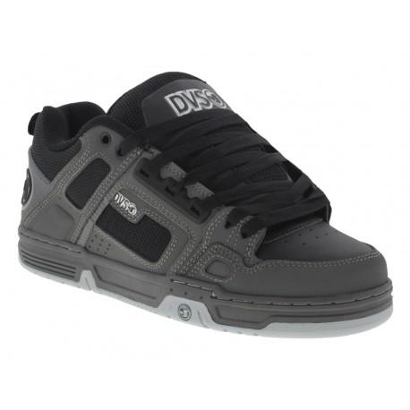 Dvs Comanche scarpa da skate unisex grigio scuro