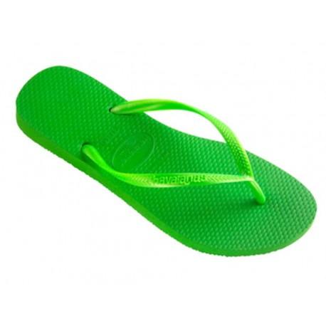 Havaianas Slim infradito mare donna verde