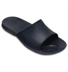 Sandalo Crocs classic slide uomo ciabatta blu