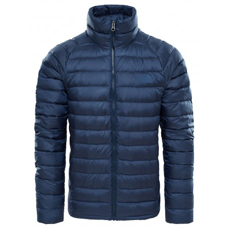 Giubbino The north face travail uomo donna blu
