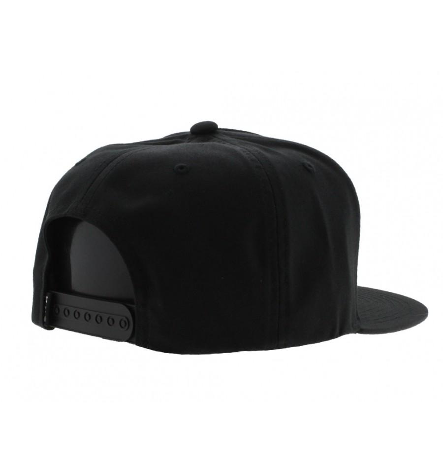all'avanguardia dei tempi valore eccezionale ricco e magnifico Cappello con visiera Huf uomo nero