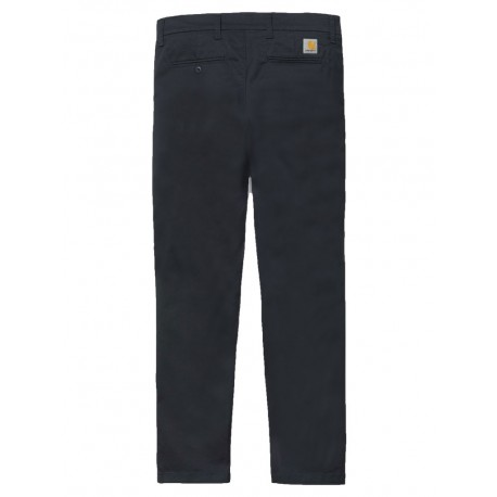 Pantaloni Carhartt Sid pant uomo blu