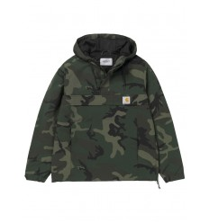 Giacca Carhartt Nimbus Pullover Uomo primavera-estate uomo camouflage