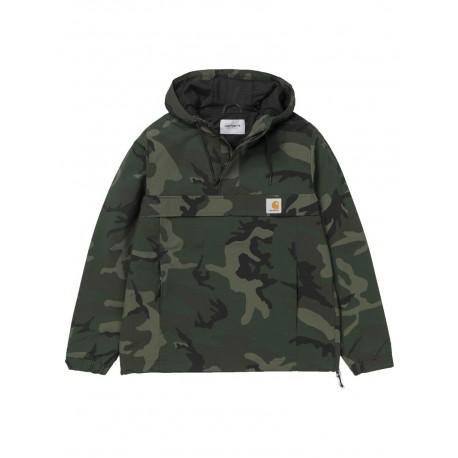 Giubbino Carhartt Nimbus pullover primavera-estate uomo camouflage