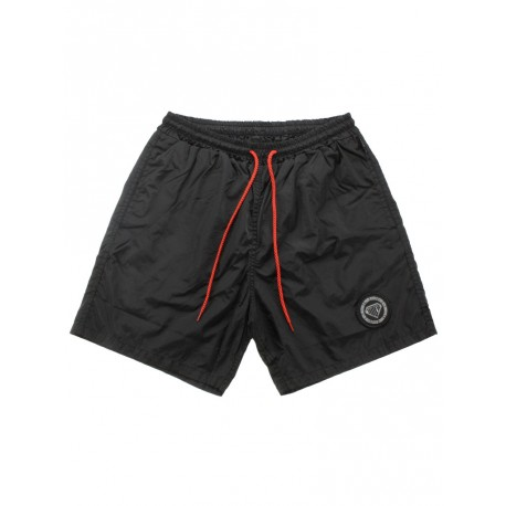 Costume Iuter Logo Swim Trunks da uomo nero