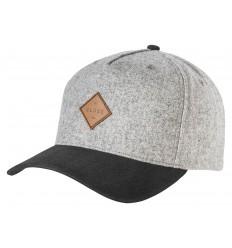 Globe Cappello con visiera Gladstone II Snapback grigio chiaro