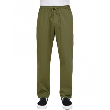 Pantalone Obey Easy Pant da uomo verde