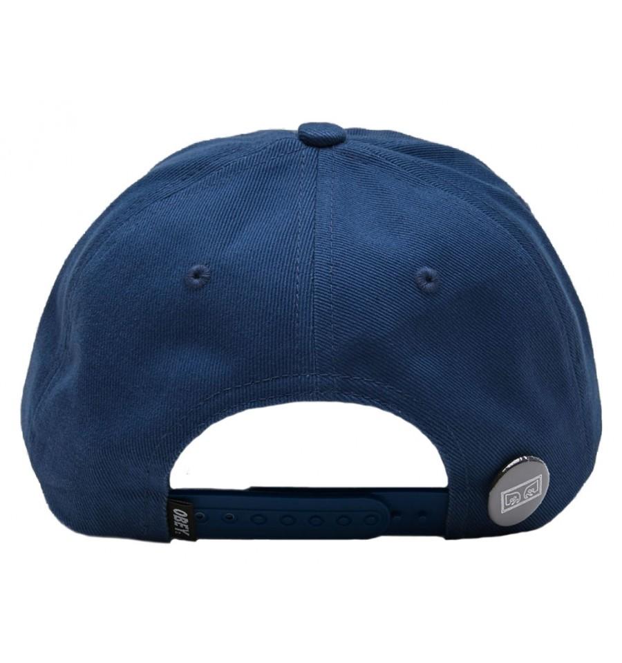 Cappelli Obey con visiera Cutty da uomo blu 6e249bab9202
