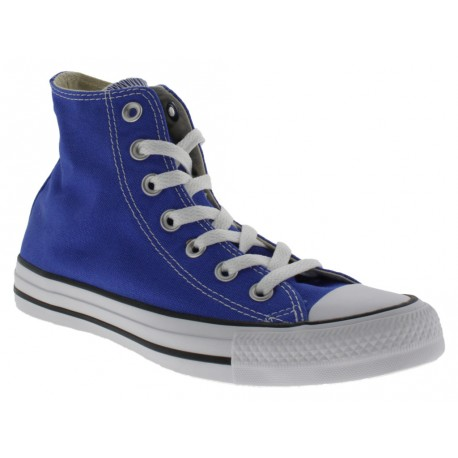 Scarpe Converse All Star hi uomo donna blu