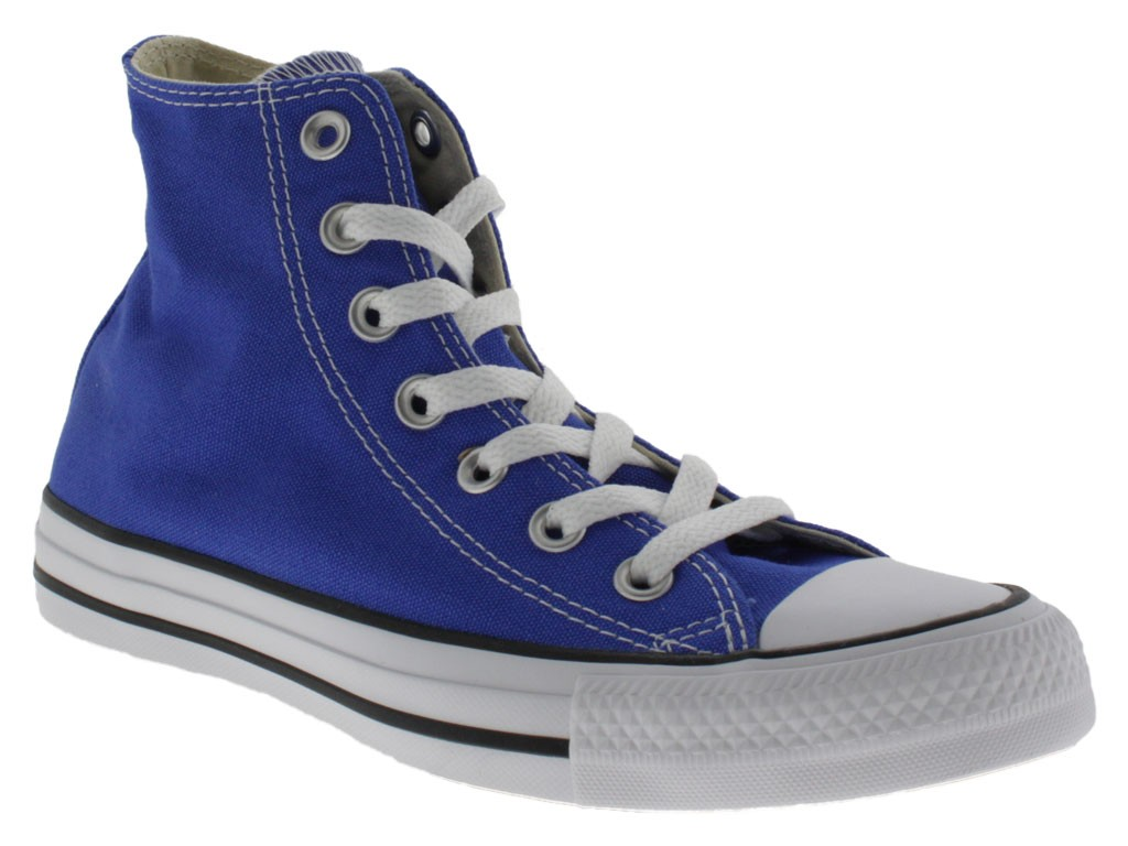 all star converse uomo alte blu