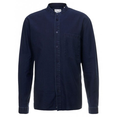 Camicia Minimum estate da uomo jeans