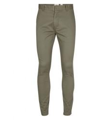 Pantaloni Minimum Chino da uomo verde