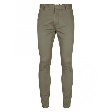 Pantaloni Minimus Chino da uomo verde
