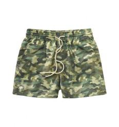 Costume Oas da uomo Camouflage verde