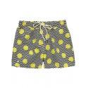 Costume Oas da uomo balck lemon righe multicolore