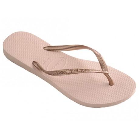 Infradito Havaianas Slim donna rosa