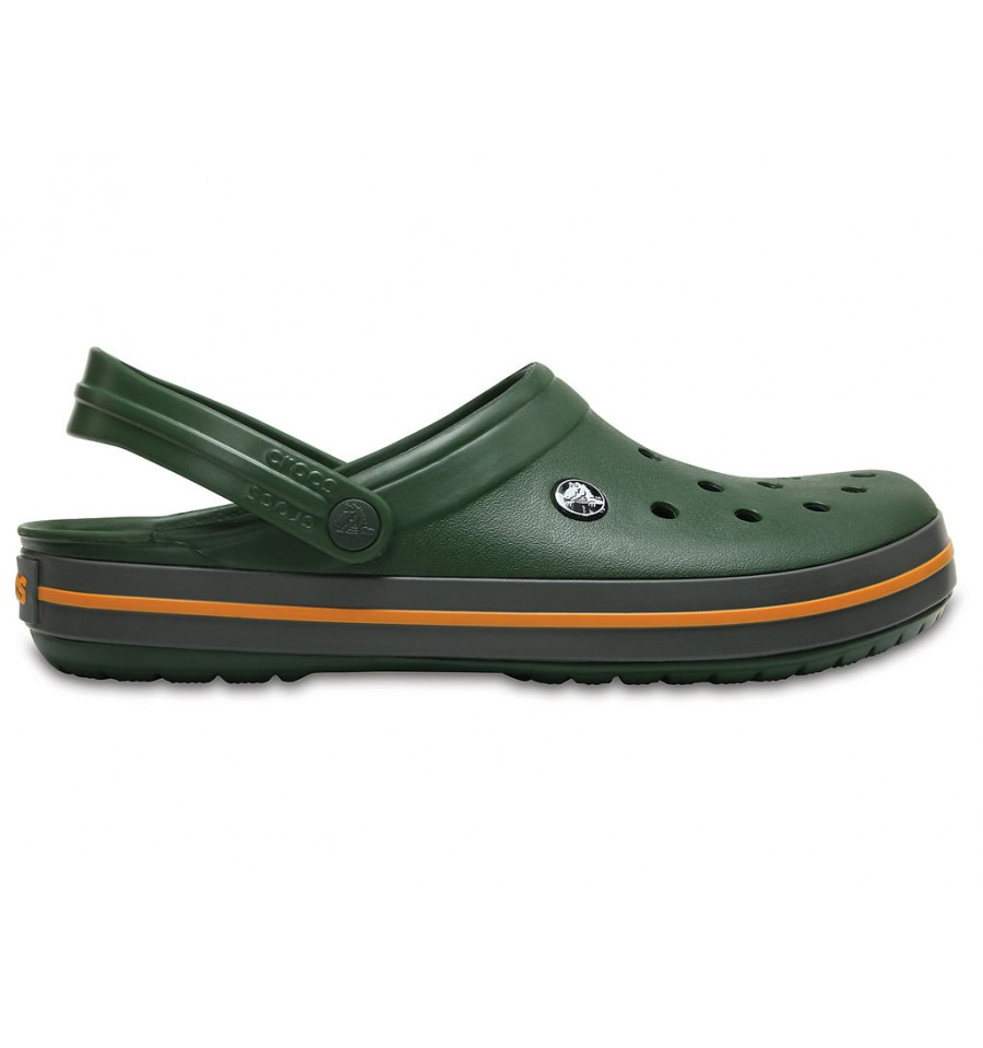 Sandali verdi per donna Crocs Crocband YcTnR