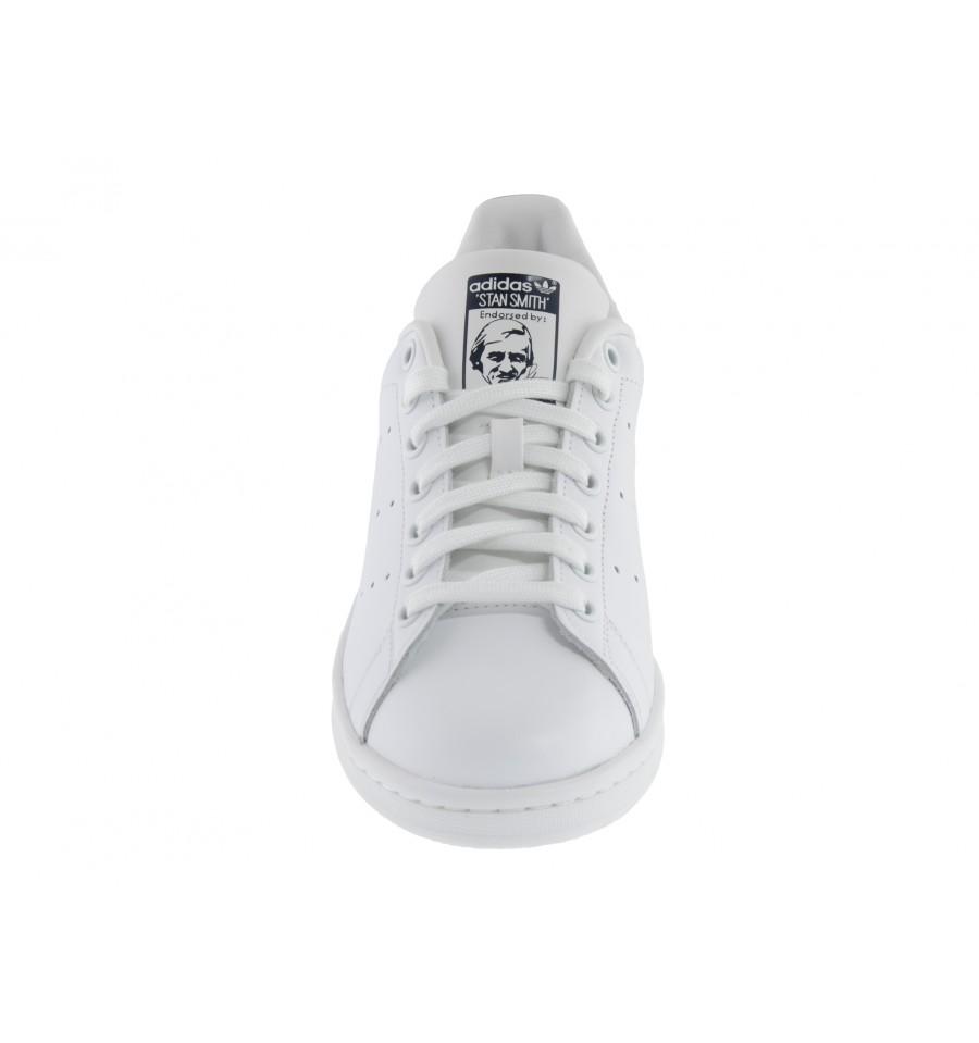 Scarpe Adidas Stan Smith uomo bianco e blu dd3c0e2a18d