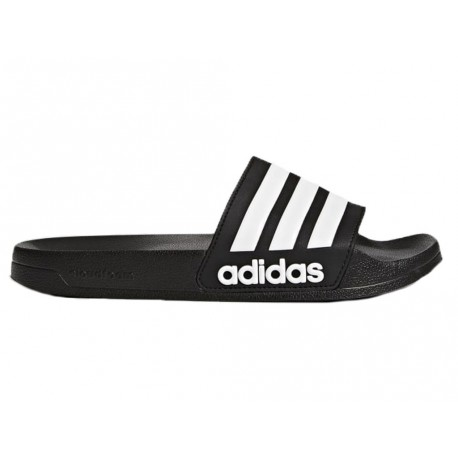 Ciabatte Adidas Adilette slide-on uomo nero