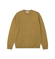 Maglione Carhartt Playoff sweater uomo marrone chiaro