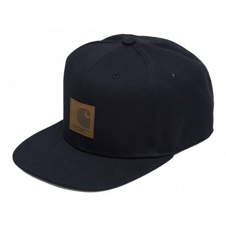 Cappello con visiera Carhartt Logo cap uomo blu