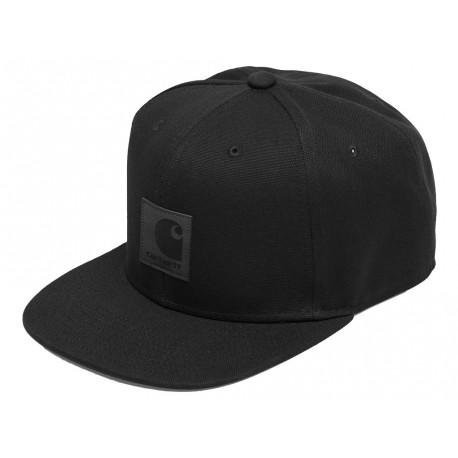 Cappello con visiera Carhartt Logo cap uomo nero