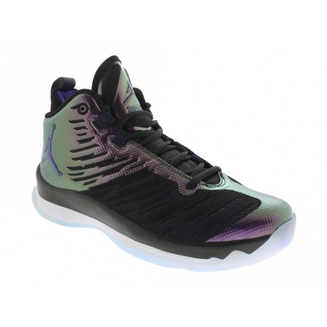 sports shoes c1cd8 5477e Nike Jordan Super Fly 5 scarpa ginnastica donna viola