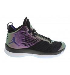 Nike Jordan Super Fly 5 scarpa ginnastica donna viola