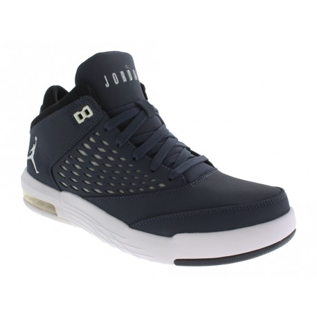 Nike Jordan Flight Origin 4 blu scarpa ginnastica uomo