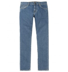 Jeans Carhartt Rebel pant uomo blue dark stone washed