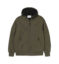 Giacca Carhartt Hooded Sail Uomo verde