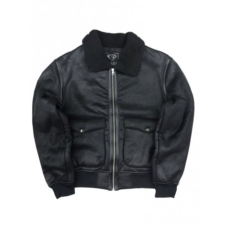Giubbino Iuter Bad Company Ram Jacket da uomo nero