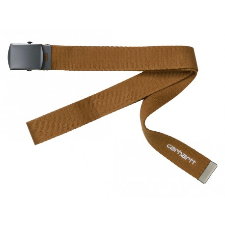 Cintura Carhartt uomo Orbit belt marrone