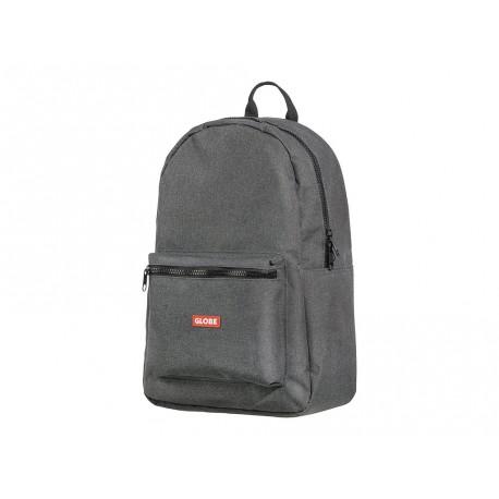Zaino Globe Deluxe Backpack scuola grigio GB71729022GREY