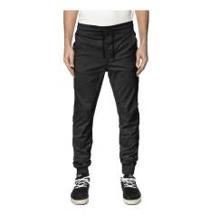 Pantaloni tuta Globe Slouch Tapered uomo nero