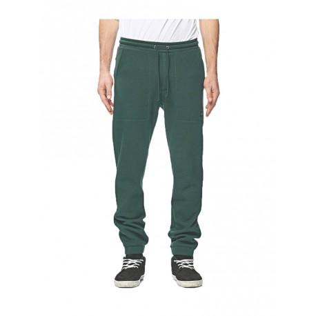 Pantaloni tuta Kyoto track uomo verde scuro